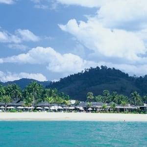 Ayutthaya & Mae Klong ab Bangkok: beach: Thailand La Flora Khao Lak Strand