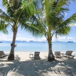 Ayutthaya & Mae Klong ab Bangkok: beach: Thailand Paradise Koh Yao Strand