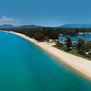 Ayutthaya & Mae Klong ab Bangkok: beach: Thailand SAii Laguna Phuket Strand