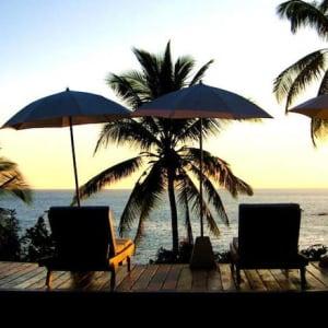 Ayutthaya & Mae Klong ab Bangkok: beach: Thailand Shantaa Resort Koh Kood