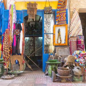 Königsstädte & Küste im Mietwagen ab Casablanca: Casablanca Souk