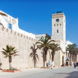Königsstädte & Küste im Mietwagen ab Casablanca: Essaouira Medina