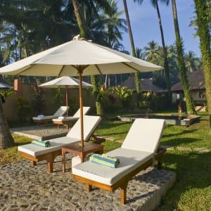 Alam Anda Ocean Front Resort & Spa in Ost-Bali | Sidemen:  Alam Anda Ocean Front Resort and Spa