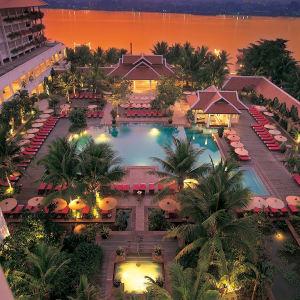 Ayutthaya & Mae Klong ab Bangkok: exterior: Bangkok Anantara Riverside Bangkok Resort