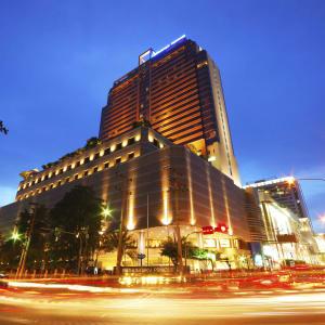 Pathumwan Princess in Bangkok:  Bangkok Pathumwan Princess Hotel