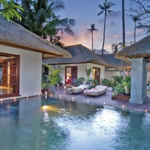 Belmond Jimbaran Puri Bali in Süd-Bali:  Belmond Jimbaran Puri Bali Deluxe Pool Villa