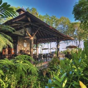 Ayutthaya & Mae Klong ab Bangkok: exterior: Chiang Rai Katiliya Mountain Resort