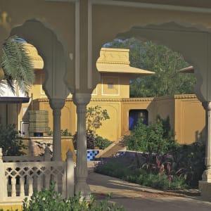 The Oberoi Rajvilas in Jaipur & Umgebung:  Jaipur The Oberoi Rajvilas