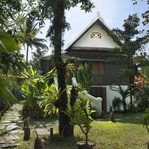Villa Maydou in Luang Prabang:  Luang Prabang Villa Maydou