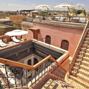 Riad Layla in Fès:  Marokko Riad Layla