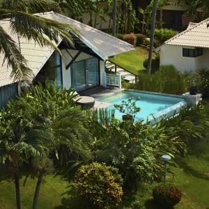 Cape Panwa Hotel in Phuket:  Phuket Cape Panwa Hotel Pool Villa