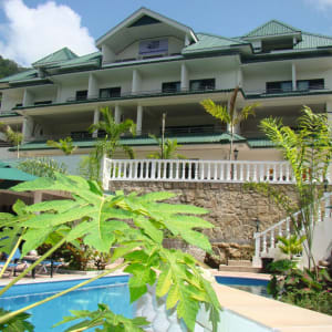 Hannemann Holiday Residence in Mahé:  Seychellen Hannemann Holiday Residence