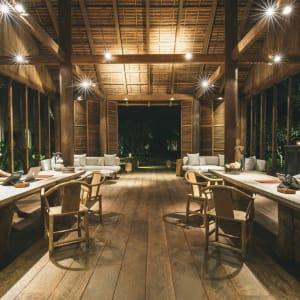 Zannier Hotels Phum Baitang in Siem Reap:  Siem Reap Zannier Hotels Phum Baitang Rezeption