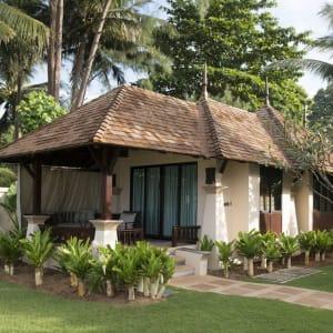 Ayutthaya & Mae Klong ab Bangkok: exterior: Thaialand Layana Resort & Spa Beach Villa