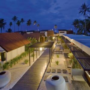 Ayutthaya & Mae Klong ab Bangkok: exterior: Thailand Aava Resort & Spa