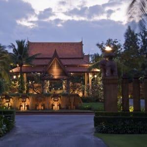 Anantara Hua Hin Resort:  Thailand Anantara Hua Hin Aussenansicht