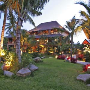Ayutthaya & Mae Klong ab Bangkok: exterior: Thailand Bo Phut Resort and Spa