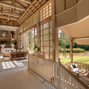 Ayutthaya & Mae Klong ab Bangkok: exterior: Thailand Devasom Khao Lak Beach Resort & Villas Lobby