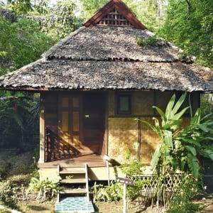 Ayutthaya & Mae Klong ab Bangkok: exterior: Thailand Fern Resort