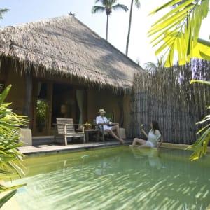 Ayutthaya & Mae Klong ab Bangkok: exterior: Thailand High Season Pool Villa and Spa Deluxe Pool Villa