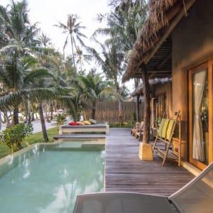 Ayutthaya & Mae Klong ab Bangkok: exterior: Thailand High Season Pool Villa and Spa Pool Villa