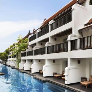 Ayutthaya & Mae Klong ab Bangkok: exterior: Thailand JW Marriott Khao Lak Resort & Spa