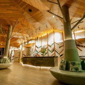 Ayutthaya & Mae Klong ab Bangkok: exterior: Thailand Kalima Resort & Villas Khao Lak Lobby