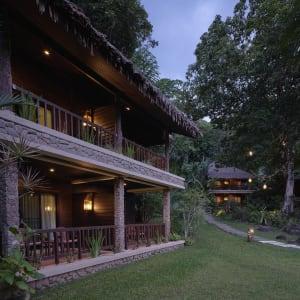 Ayutthaya & Mae Klong ab Bangkok: exterior: Thailand Khao Lak Paradise Resort
