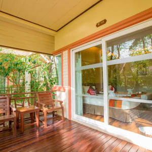 Ayutthaya & Mae Klong ab Bangkok: exterior: Thailand Ko Chang Paradise Resort & Spa Wohnbeispiel