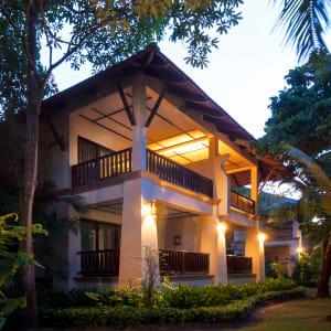 Ayutthaya & Mae Klong ab Bangkok: exterior: Thailand Layana Resort & Spa Garden Pavilion