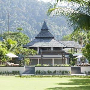Ayutthaya & Mae Klong ab Bangkok: exterior: Thailand Layana Resort & Spa Layana Garten