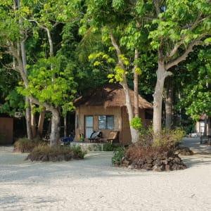 Ayutthaya & Mae Klong ab Bangkok: exterior: Thailand Mayalay Beach Resort