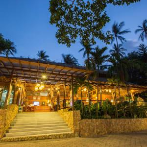 Ayutthaya & Mae Klong ab Bangkok: exterior: Thailand Panviman Resort