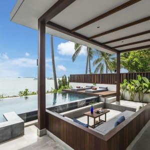 Ayutthaya & Mae Klong ab Bangkok: exterior: Thailand Peace Resort Beach Pool Villa