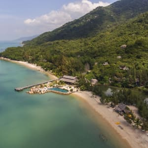 L'Alya Ninh Van Bay in Nha Trang:  Vietnam L Alya Ninh Van Bay