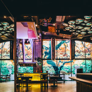 Siam@Siam Design Hotel in Bangkok:  Bangkok Siam@Siam Design Hotel Restaurant