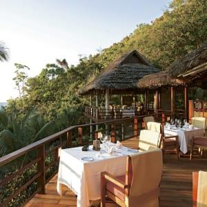 Constance Lemuria Seychelles in Praslin:  Constance Lemuria Seychelles Restaurant