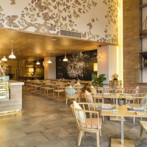 Fusion Suites Saigon:  Fusion Suites Saigon Restaurant