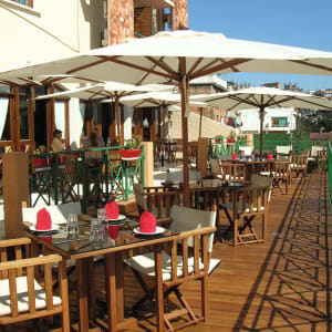 Palissandre & Spa in Antananarivo:  Hotel Palissandre and Spa Restaurant