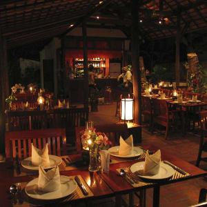 Villa Maydou in Luang Prabang:  Luang Prabang Villa Maydou Restaurant