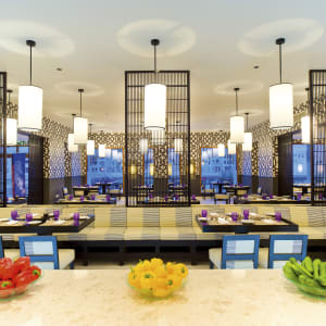 Sifawy Boutique Hotel in Muscat:  Sifah Sifawy Boutique Hotel Restaurant