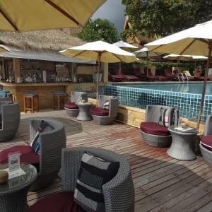 Samui Jasmine Resort in Ko Samui:  Thailand Samui Jasmine Resort  Poolbar