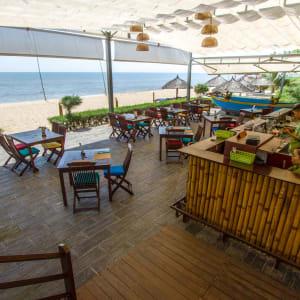 Blue Ocean Resort in Phan Thiet:  Vietnam Blue Ocean Resort Strandbar
