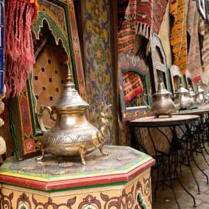 Marokko für Genießer: Die Glanzlichter des Königreichs ab Casablanca: Fes Souk