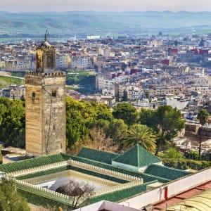 Stadtrundgang Fès, DE, Ganztägig: Fez Moschee und Stadtblick