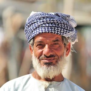 Natur & Kultur Oman ab Muscat: Freundlicher Omani
