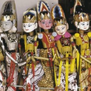 Entdeckertour Mittel-Java ab Yogyakarta und Umgebung: Indonesien Java Handwerk