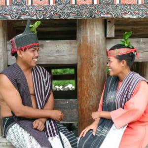 Überlandreise Sumatra ab Medan: Indonesien Sumatra Paar