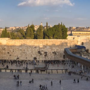Israel entdecken ab Tel Aviv: Israel Jerusalem Altstadt