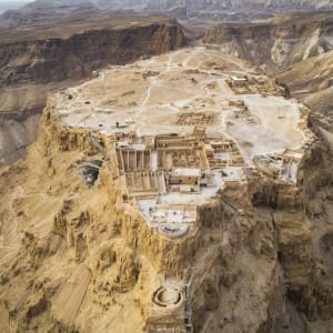 Israel entdecken ab Tel Aviv: Israel Masada Herodes Festung